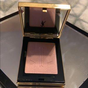 YSL Face Pallette Mon Paris Couture Edition